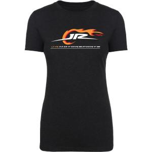 JR Motorsports Logo Ladies T-shirt