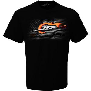 JR Motorsports American Flag T-shirt
