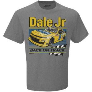Dale Earnhardt Jr. #8 2020 Back on Track T-shirt