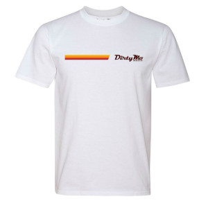 Dirty Mo Media 2020 White T-shirt