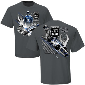 Dale Earnhardt Jr NASCAR Hall of Fame 2021 Inductee T-shirt