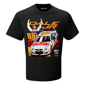 Dale Jr #88 NASCAR Hall of Fame Tee