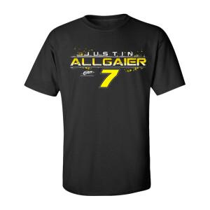 Justin Allgaier #7 2021 Brandt 2-Spot Tee