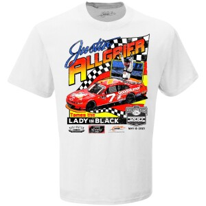 Justin Allgaier 2021 Darlington Xfinity RACE WIN T-shirt