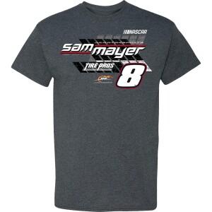 Sam Mayer #8 Tire Pros T-shirt