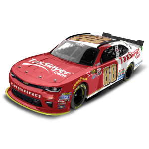 Chase Elliott 2016 #88 TaxSlayer 1:24 Scale Nascar Xfinity Series Die-Cast