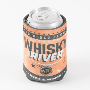 Whisky River World Famous Can Cooler - 12oz