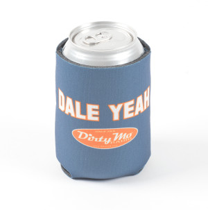 Dale Yeah Blue Can Cooler - 12oz