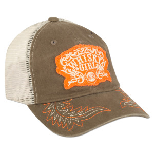 Whisky River Ladies Whisky Girl Cap