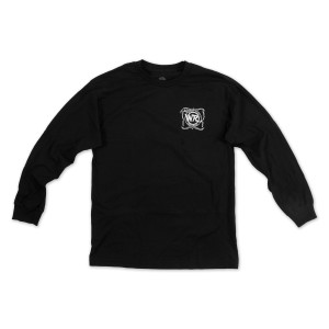 Whisky River Black LS Bandit T-shirt