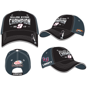 2017 William Byron XFINITY Adult Championship Victory Hat