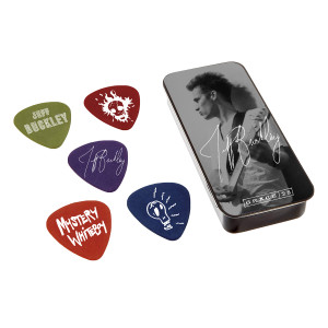Jeff Buckley Grace Guitar Picks Tin