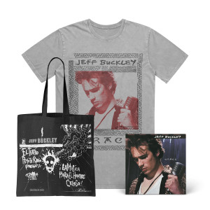 Grace 25th Anniversary Tee + Tote + CD or LP