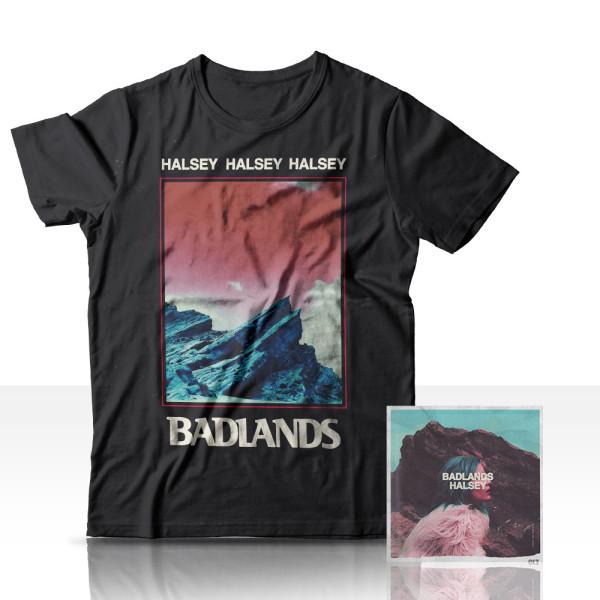 Standard CD + T-Shirt