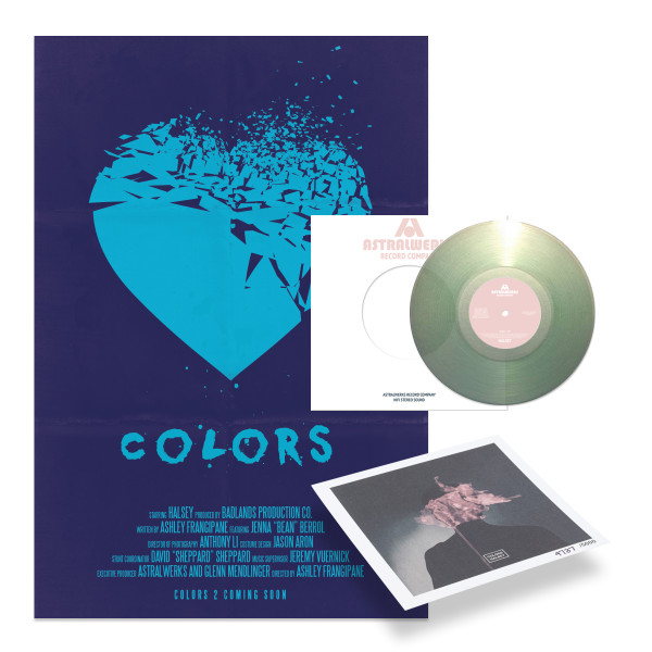 Colors LP Mini Litho