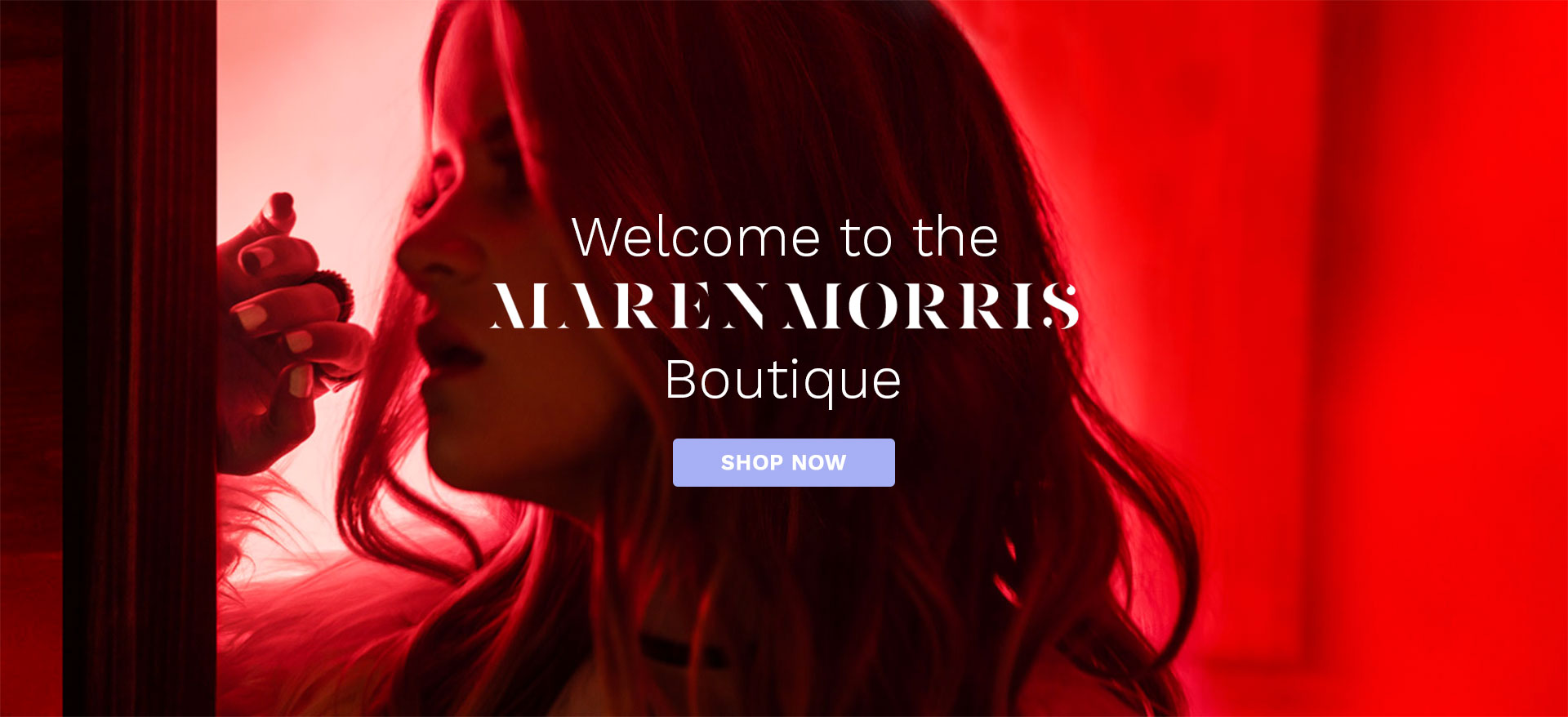 Welcome to the Maren Morris Boutique