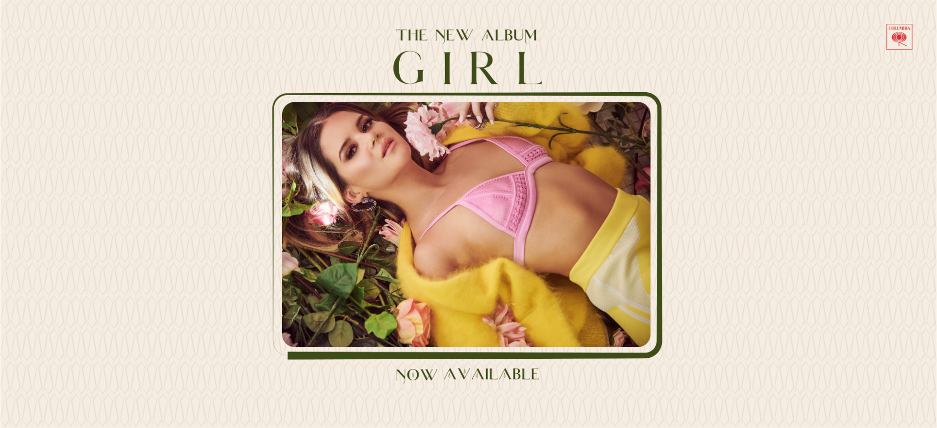 Order The New Album GIRL