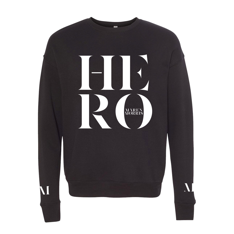 Maren Morris Unisex HERO Crewneck Sweatshirt