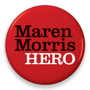 Maren Morris HERO Button