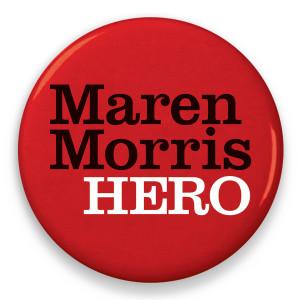 Maren Morris HERO Button