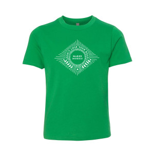 HALO Youth Tee in Green