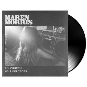 Maren Morris EP Vinyl
