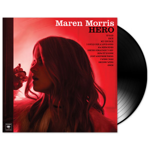 """Maren Morris """"Hero"""" Vinyl LP"""