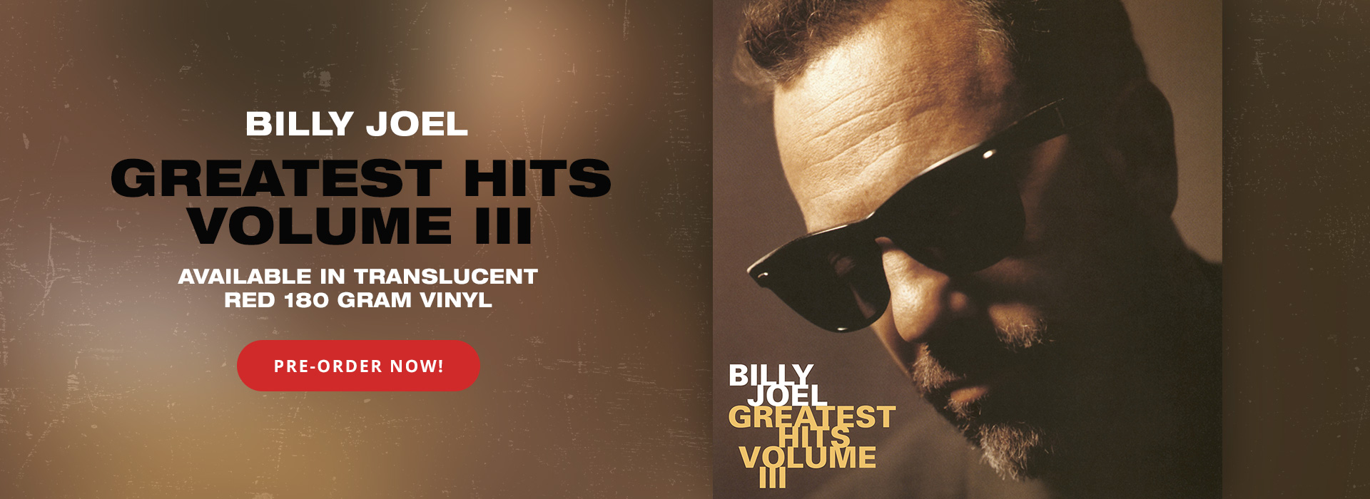 Billy Joel | Greatest Hits Volume III