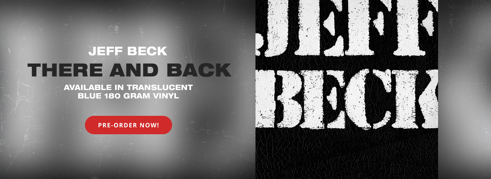 Jeff Beck | There And Back