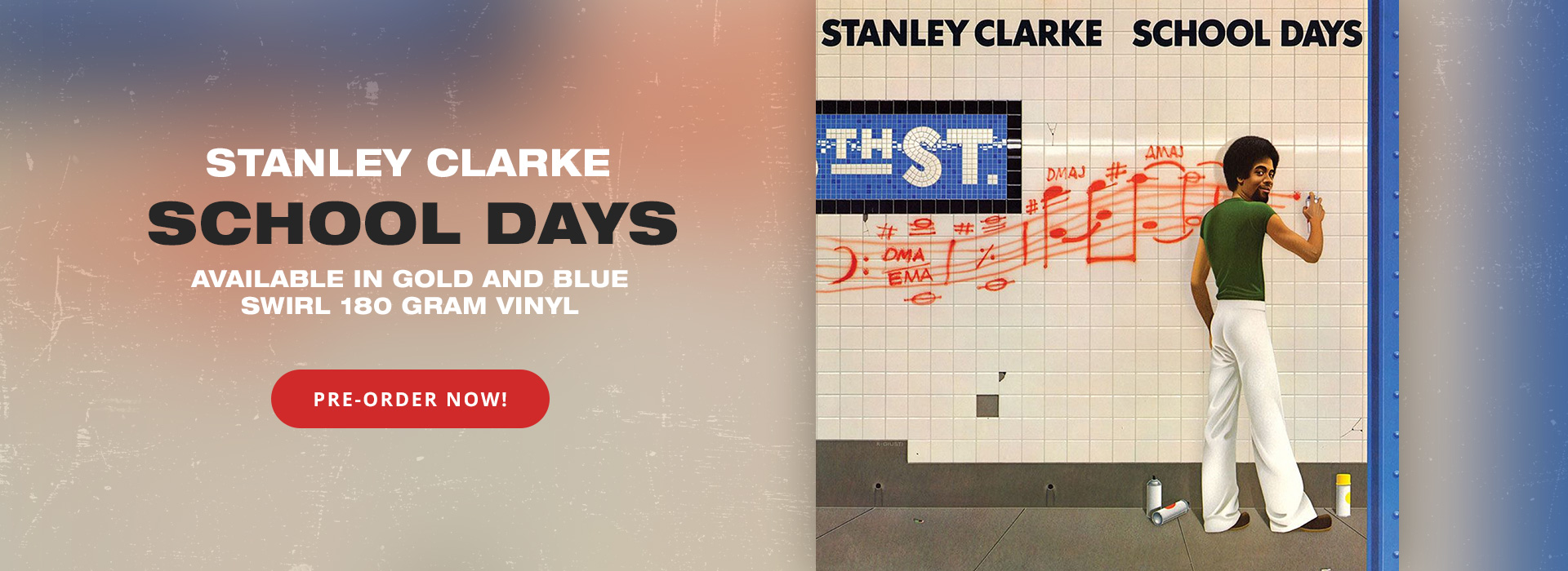 Stanley Clarke | School Days