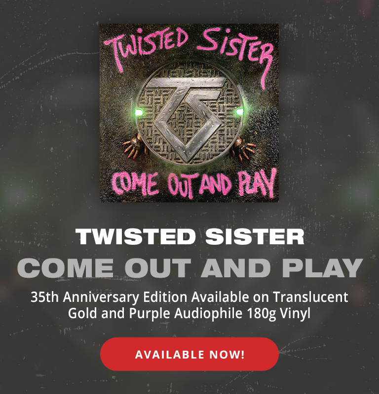 Twisted Sister | Come Out And Play