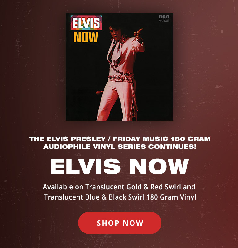 Shop The Elvis Presley Collection Now!