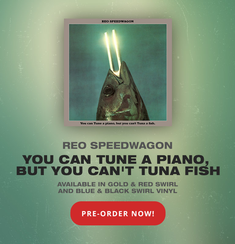 REO Speedwagon | You Can Tune A Piano But You Can't Tune A Fish