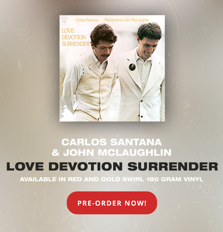Carlos Santana & John McLaughlin | Love, Devotion, And Surrender
