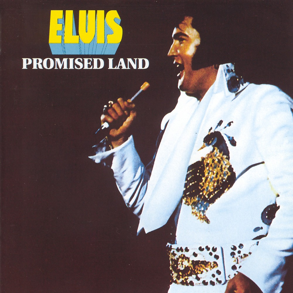 Elvis Presley - Promised Land (180 Gram Audiophile Translucent Colored Vinyl/Limited Edition/Gatefold Cover)