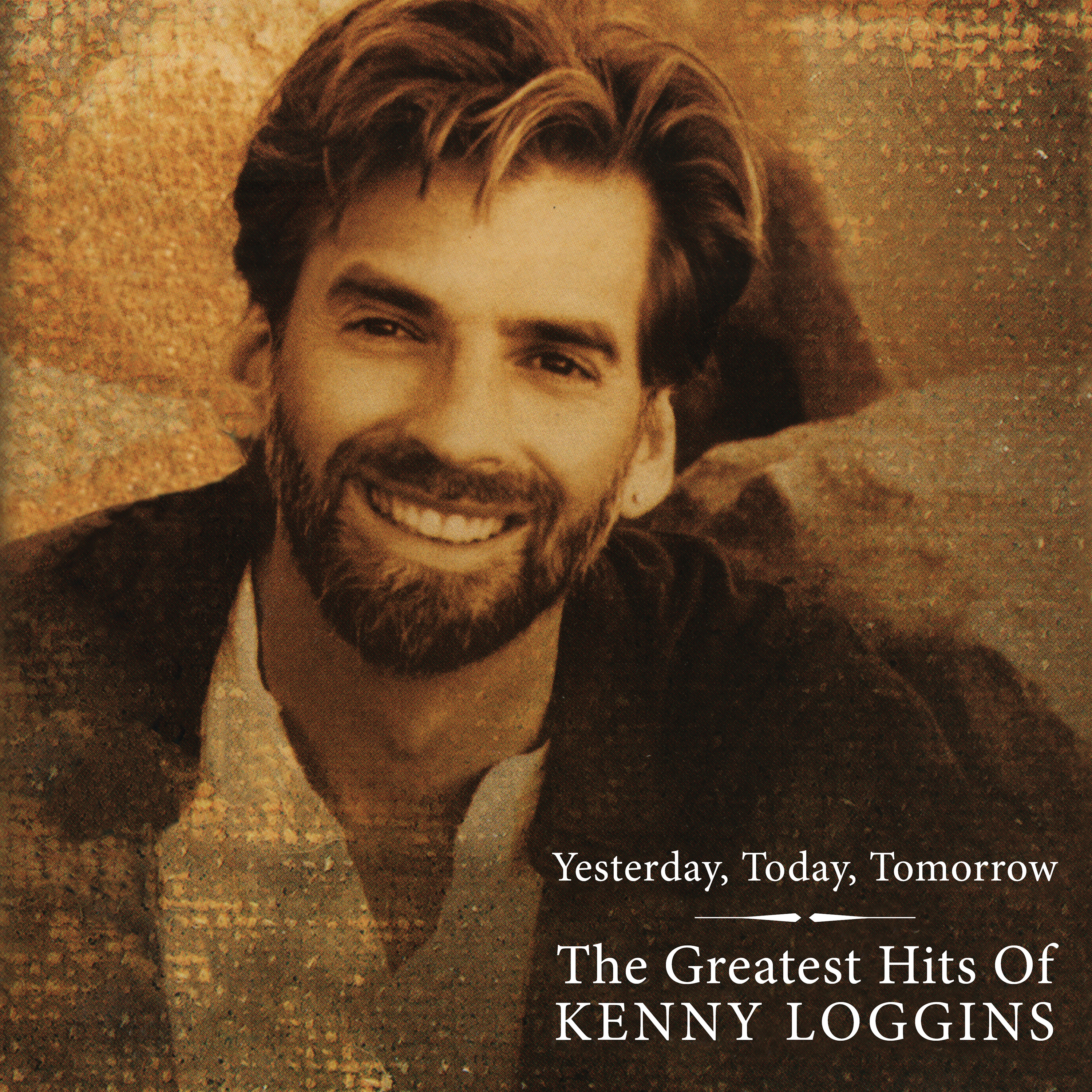Kenny Loggins - Greatest Hits - Yesterday Today and Tomorrow (180 Gram Translucent Red Audiophile Vinyl/Limited Edition /Gatefold Cover & Poster)