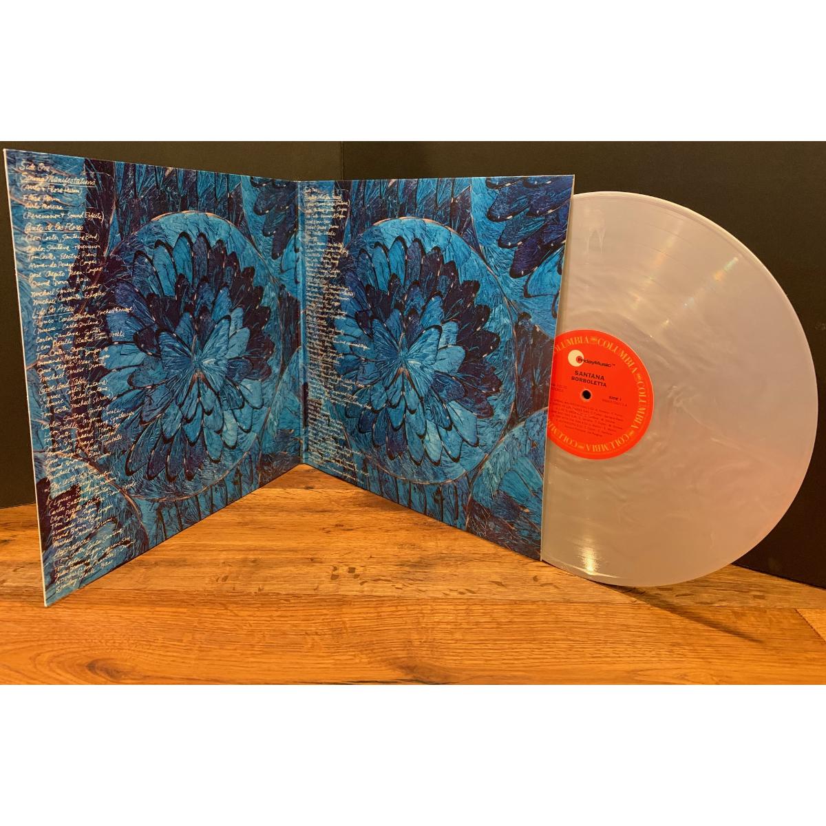 Santana - Borboletta (180 Gram Platinum Swirl Audiophile Vinyl/45th Anniversary Limited Edition/Gatefold Cover)