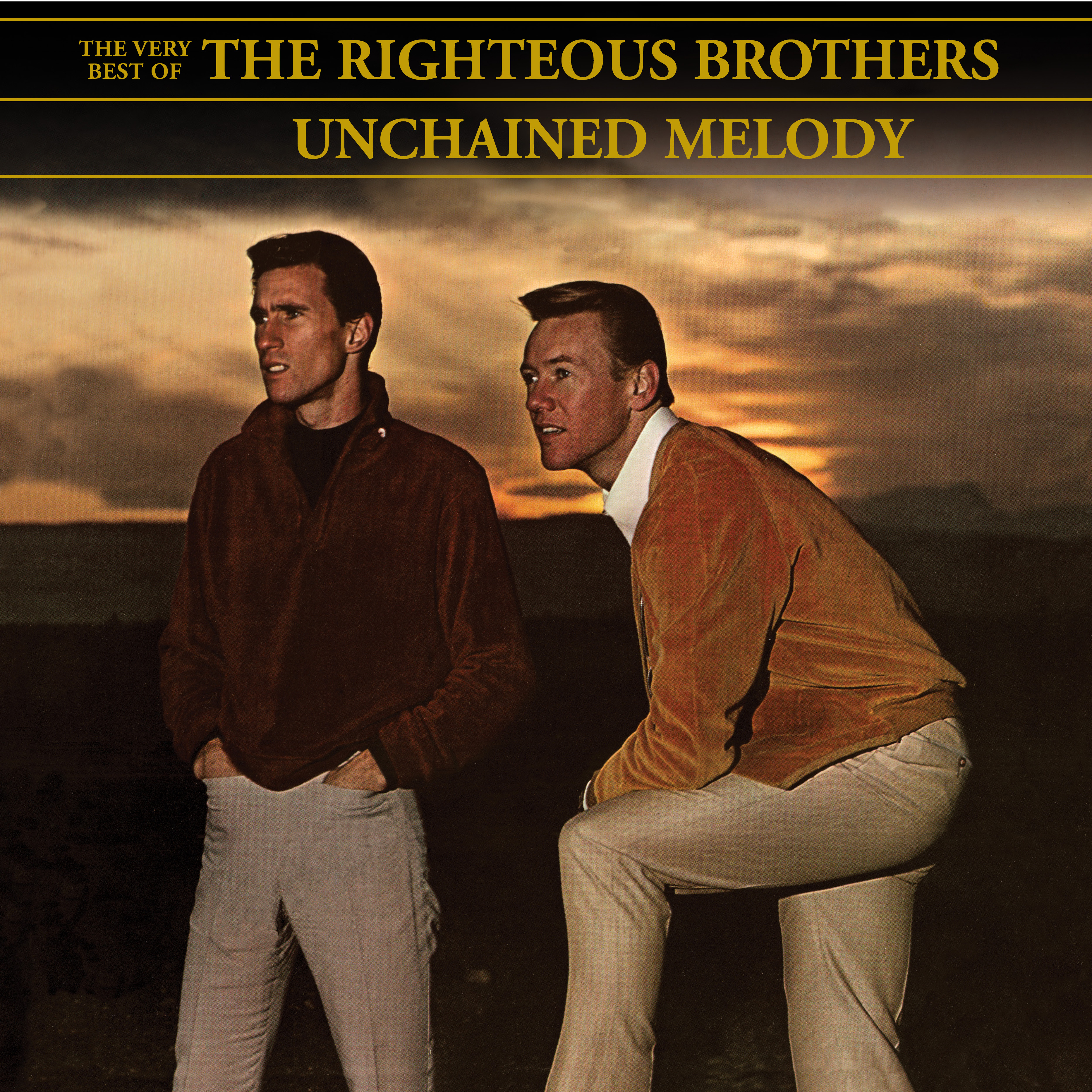 The Righteous Brothers - The Very Best Of The Righteous Brothers - Unchained Melody (180 Gram Audiophile Vinyl/Limited Edition/Gatefold Cover)