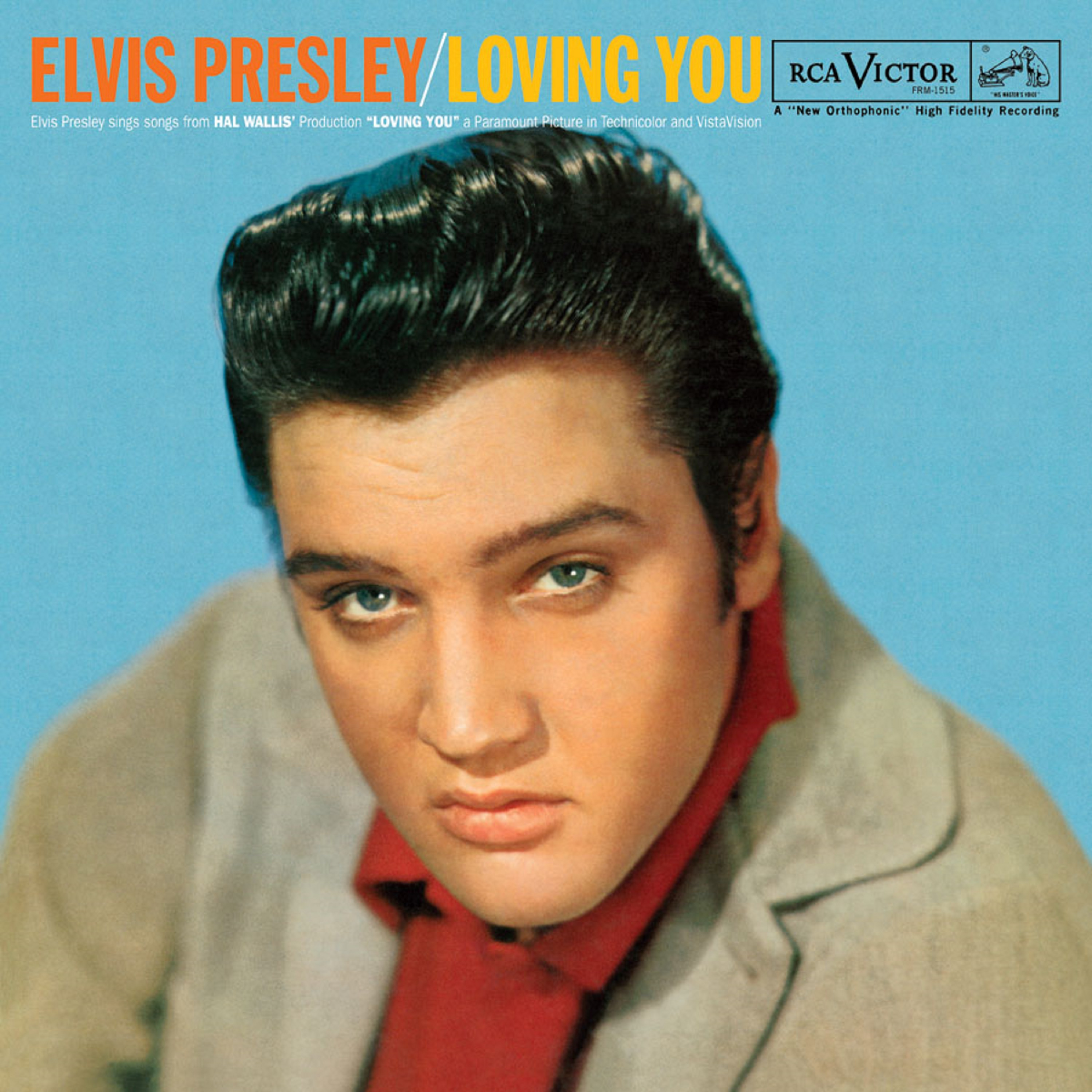 Elvis Presley - Loving You (180 Gram Translucent Gold Audiophile Vinyl/Limited Edition/Gatefold Cover)