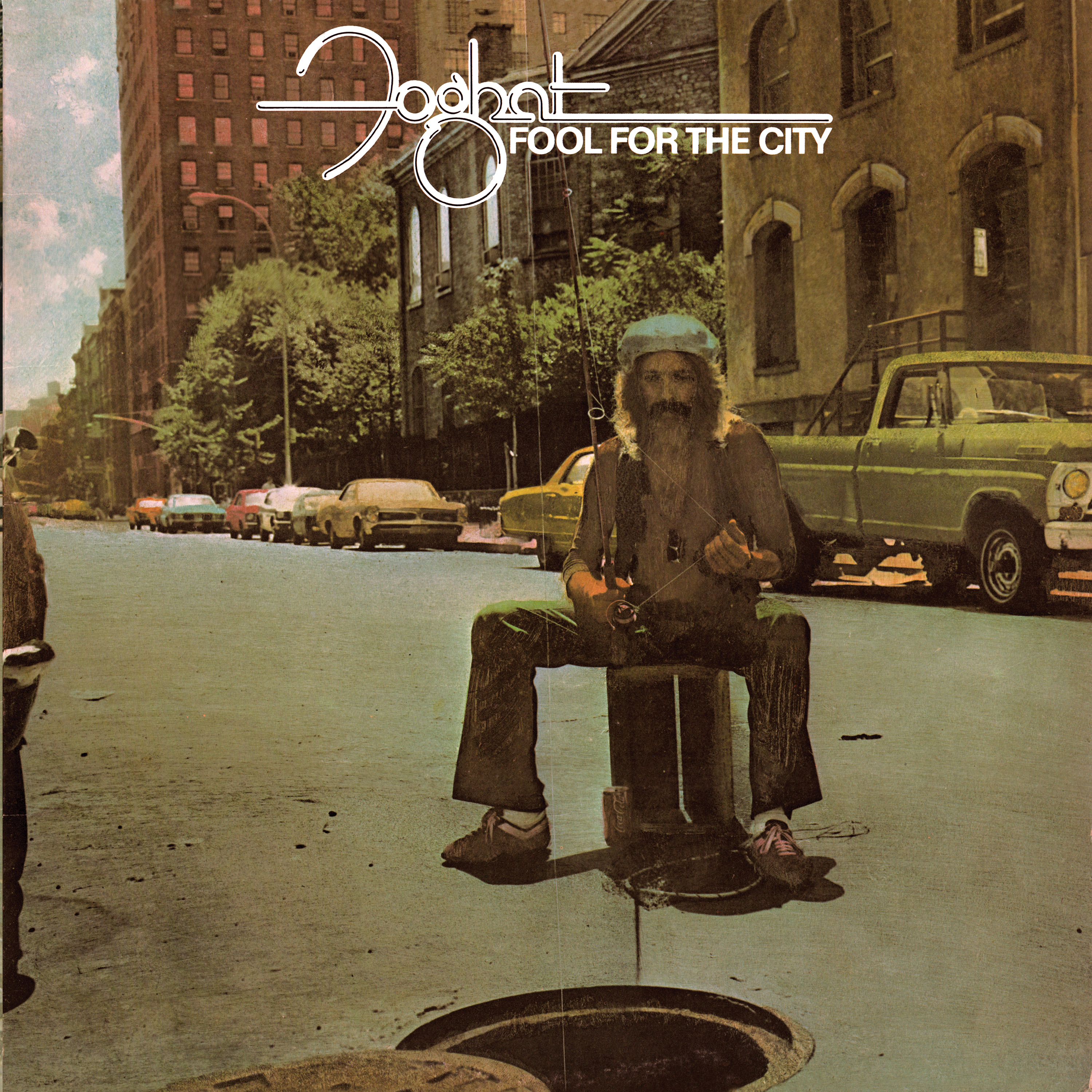 Foghat - Fool For The City (180 Gram Translucent Red Audiophile Vinyl/Limited Anniversary Edition)