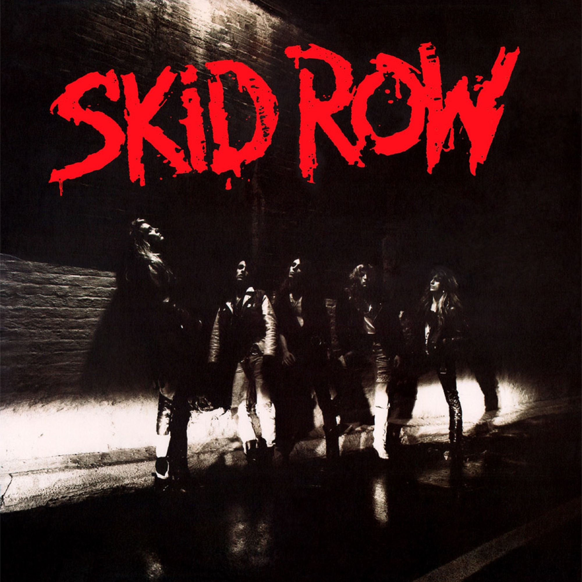 Skid Row (180 Gram Translucent Red Vinyl/Limited 30th Anniversary Edition)