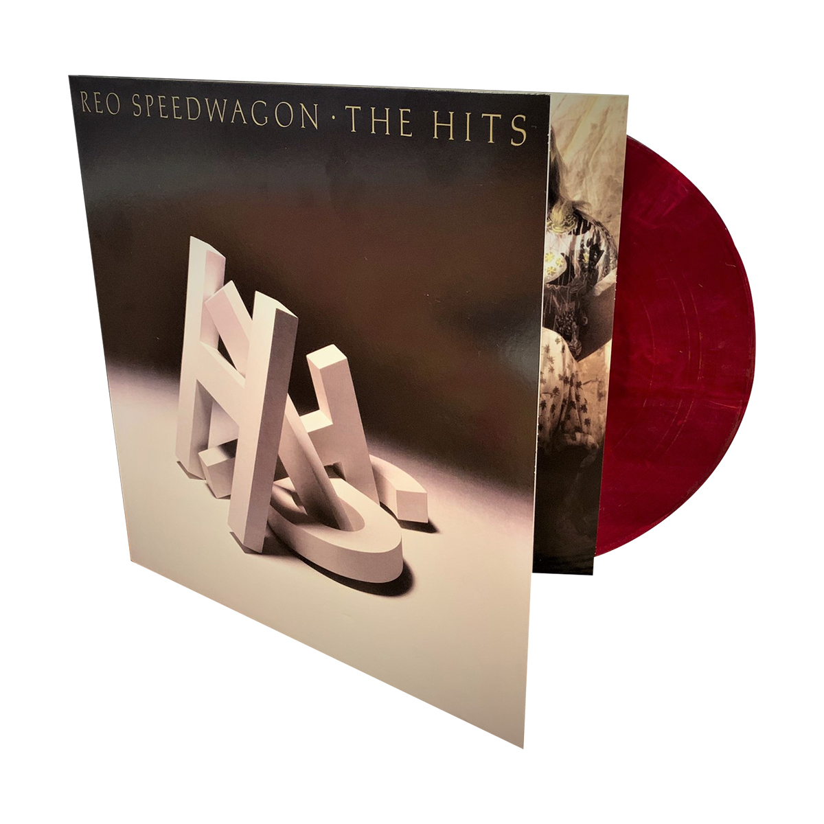 REO Speedwagon - The Hits (180 Gram Translucent Red Audiophile Vinyl/Limited Edition/Gatefold Cover)