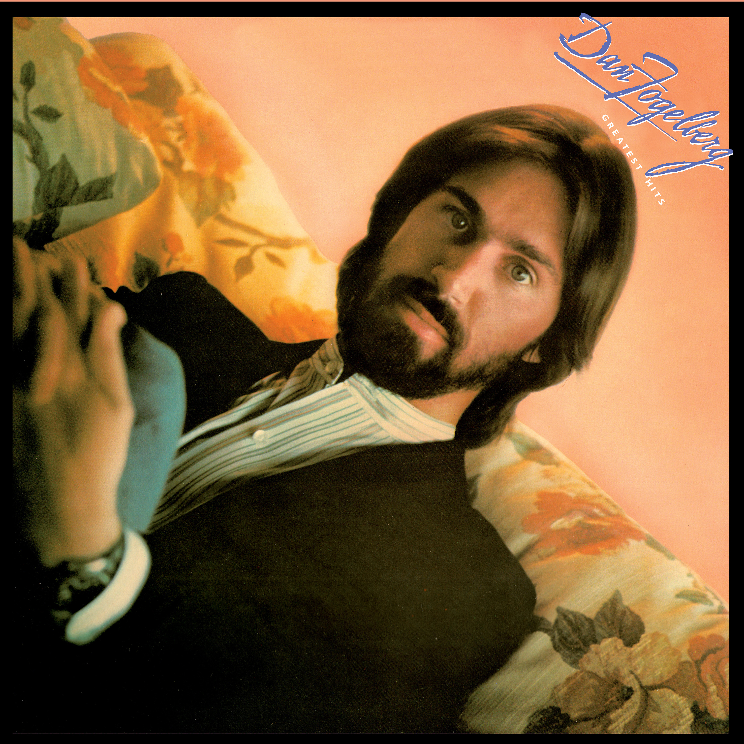 Dan Fogelberg - Greatest Hits (180 Gram Translucent Blue & Black Swirl Audiophile Vinyl/Limited Anniversary Edition/Gatefold Cover)