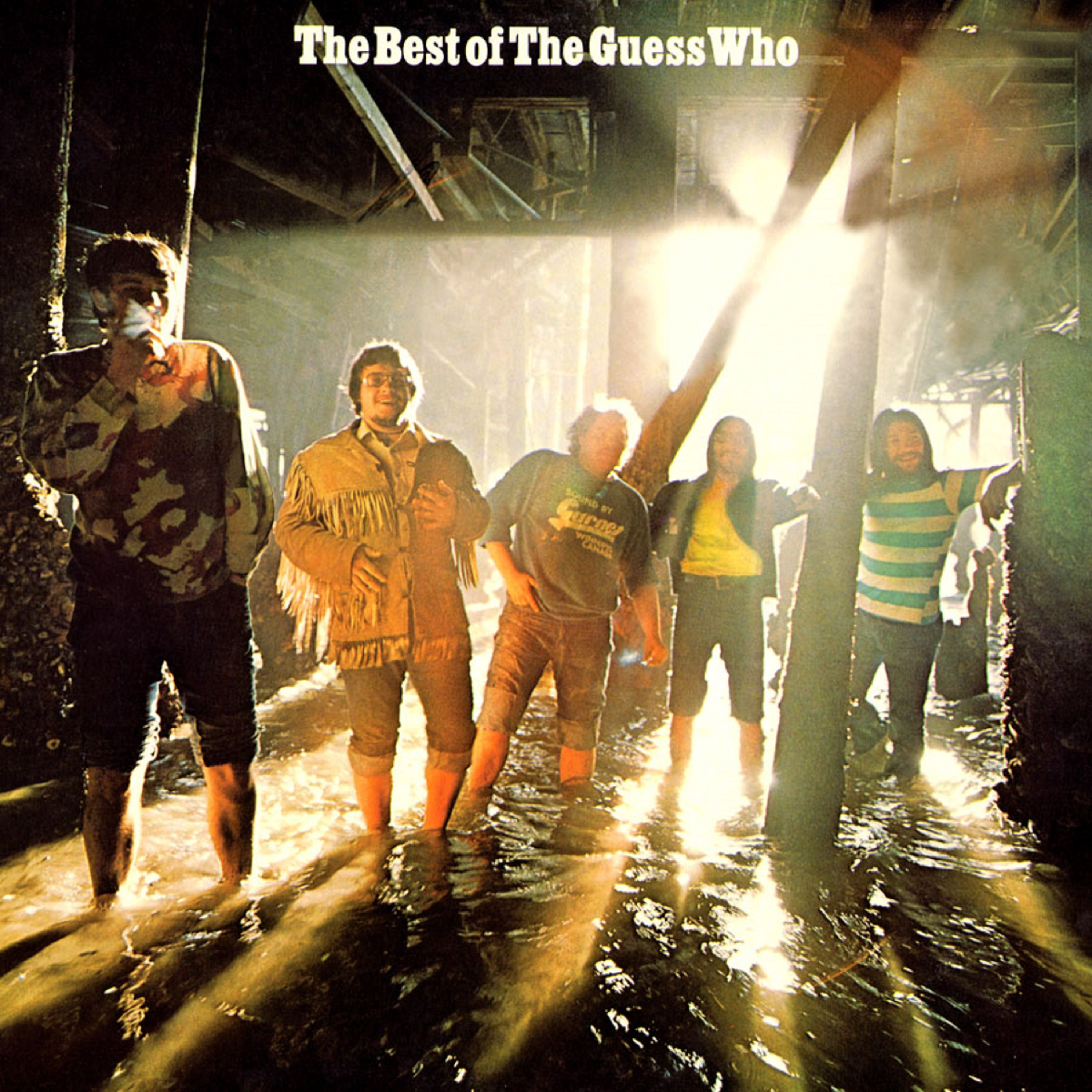 The Guess Who - The Best of The Guess Who (180 Gram Red & Orange Vinyl / Limited Edition / Gatefold Cover)