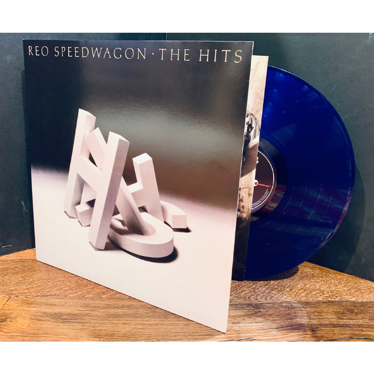REO Speedwagon - The Hits (180 Gram Blue Audiophile Vinyl/Limited Edition/Gatefold Cover)