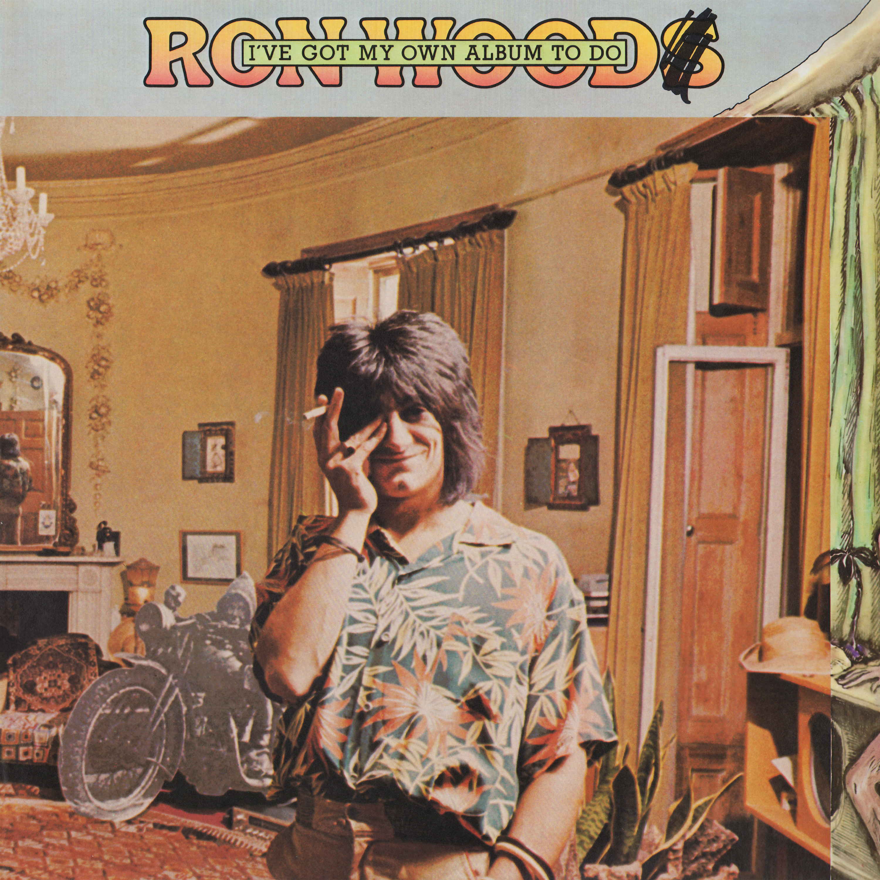 Ron Wood - I've Got My Own Album To Do (180 Gram Translucent Red Audiophile Vinyl/Limited Anniversary Edition)