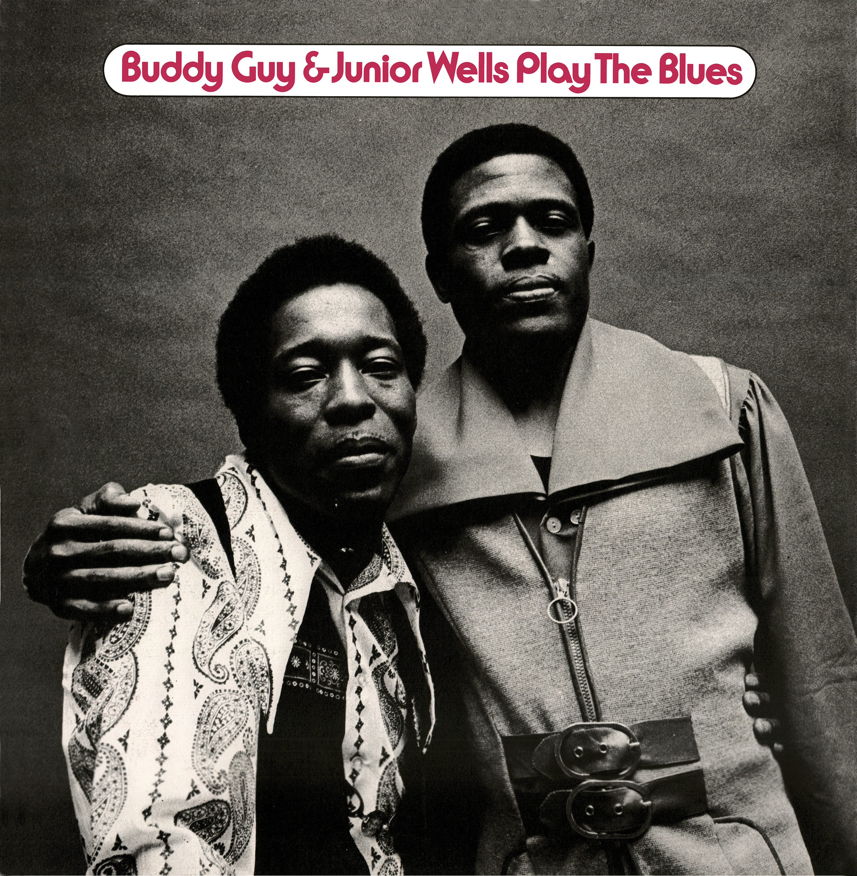 Buddy Guy & Junior Wells Play The Blues featuring Eric Clapton (180 Gram Translucent Gold Audiophile Vinyl/Limited Anniversary Edition)