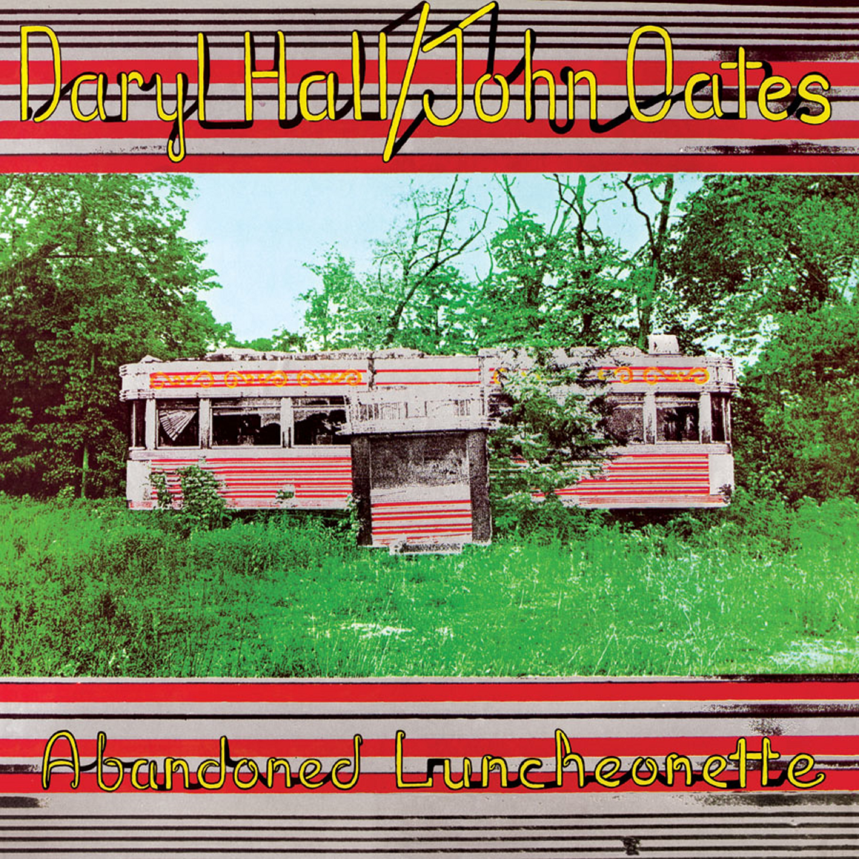 Daryl Hall & John Oates - Abandoned Luncheonette (180 Gram Translucent Red Audiophile Vinyl/Limited Anniversary Edition/Gatefold Cover)