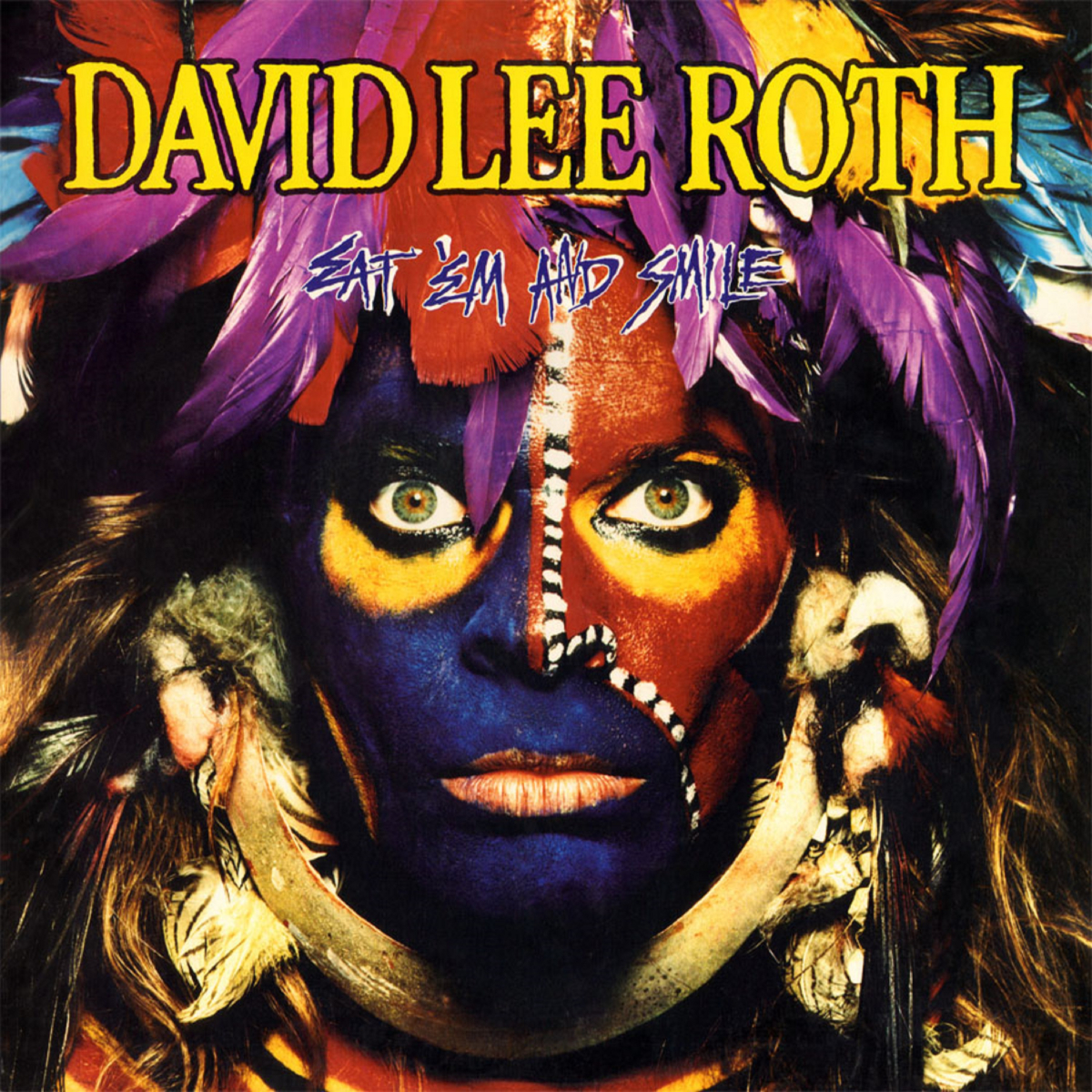 David Lee Roth - Eat 'Em And Smile (180 Gram Audiophile Vinyl/35th Anniversary Limited Edition/Gatefold Cover)