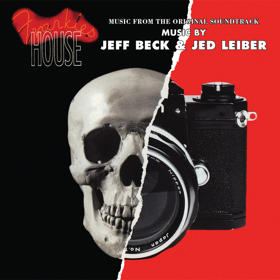 Jeff Beck - Frankie's House CD